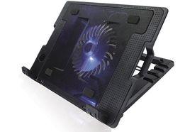 """Охлаждающая подставка под ноутбук 15,6"""" 17"""" DeTech DХ-738. 570 руб."""