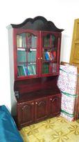 Продам сервант, книжный шкаф