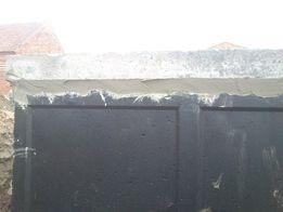 Zbiornik betonowy na deszczówkę, zbiorniki na wodę opadową .
