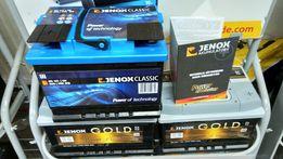 Akumulator Jenox Classic 55Ah 470A Lanos Polonez Chevrolet Montaż Krak