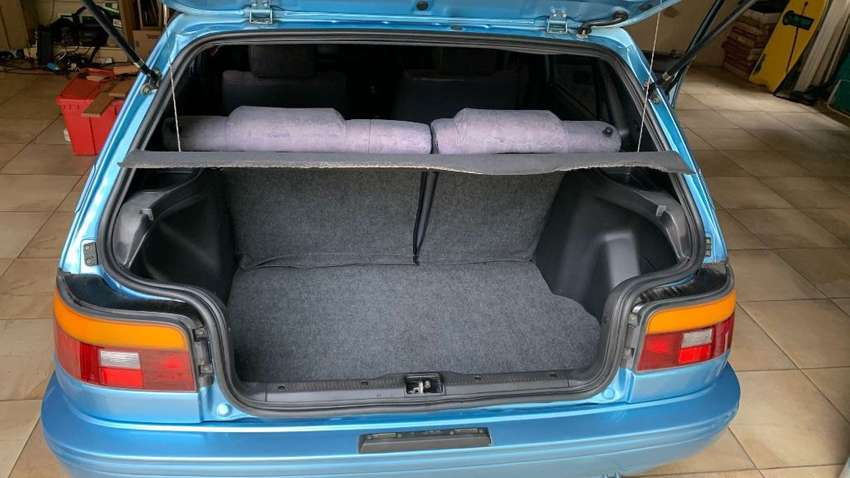 2003 Toyota Tazz 130 For Sale