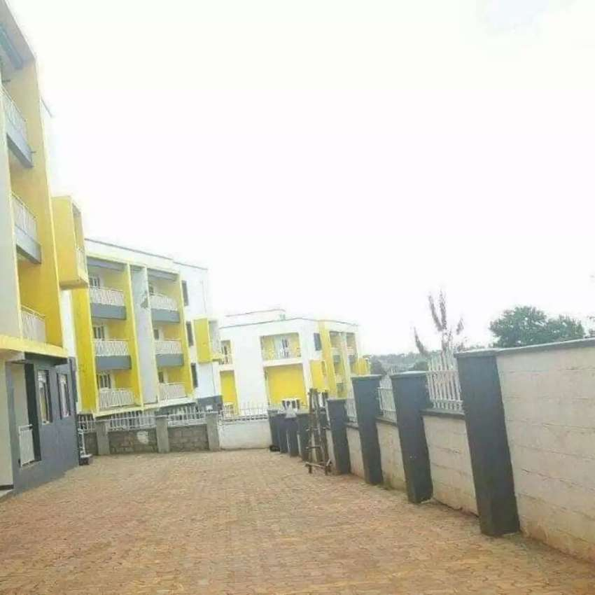 Condominium on forced sale najjera  2 specious bedrooms at 132m shs 0