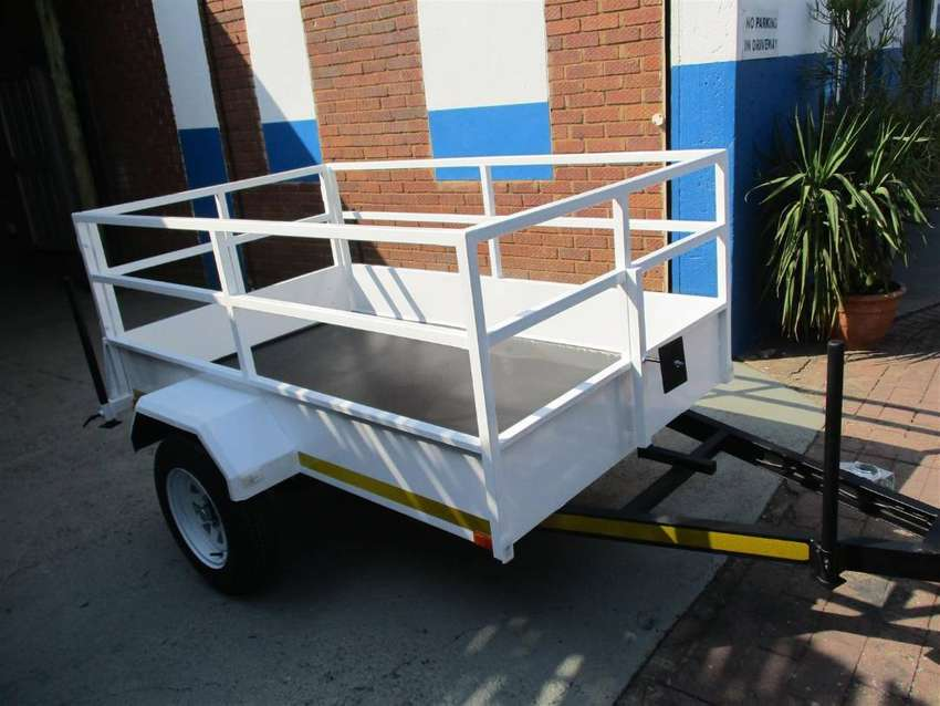 Luggage Trailer For Sale 0