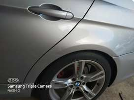 Bmw f30 Msport rims 8.5j rears