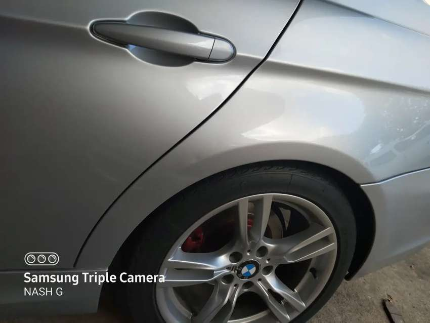Bmw f30 Msport rims 8.5j rears 0