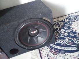 12 inch senom sound sub and sinotec deck and face