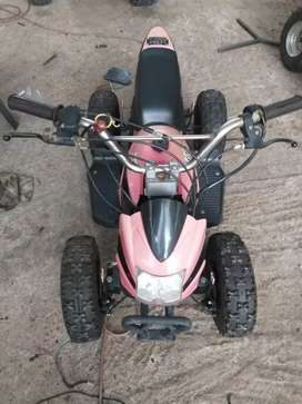 Pocket Quad 50cc childrens bike