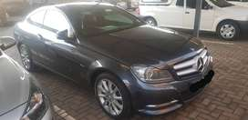 C250 CDI BE Coupe with 7-G Tronic manual gearbox limited edition
