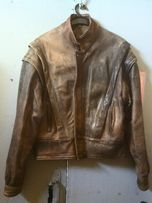 Продам куртку кожаную мужскую размер 52-54