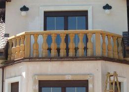 Balustrada z piaskowca kamień naturalny + montaż za 1/2 ceny !