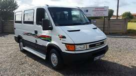 2001 IVECO DAILY 11 SEATER
