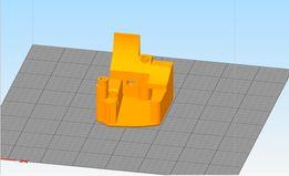 3D Печать, создание stl моделей, моделирование 3д объектов по эскизам.