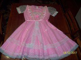 Продам красивые платья для девочки.