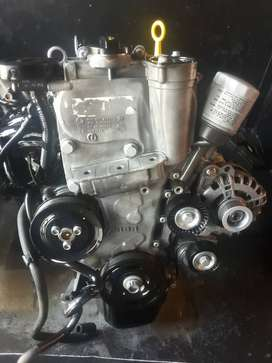VW POLO 6 (CLS) 1.6 ENGINE FOR SALE