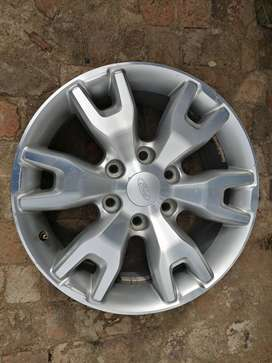 Ford ranger 17 inch original mags