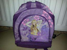 Sprzedam plecak Hana Montana stan idealny !!!