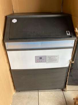 New 90kg ice cube machines for sale