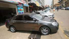 Toyota corolla at very good condition
