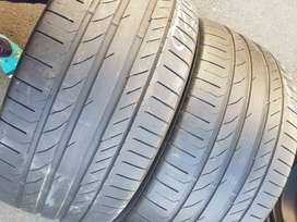 275 40 R20 Continental ContiSportContact BMW X5 Tyres