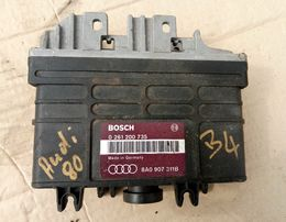 ЭБУ Блок управления двигателем ABT Мозги Audi 80 b4 Ауди 80 б4