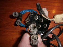 Шнур для соединения магнитофона и усилителя