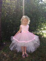 Випускна святкова сукня. Выпускное нарядное платье.