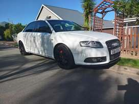 Audi a4 2008, contact for more detail
