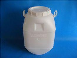Бочка пластиковая пищевая (бидон, емкость) 50л. Для воды сока солений
