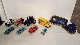 Машинки, модели металлические, 1:43