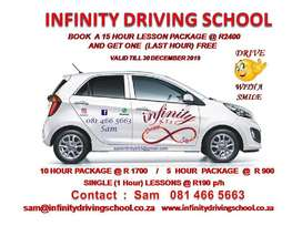 DRIVING LESSONS WEST COAST K53 LEARNERS DRIVING SCHOOL INFINITY