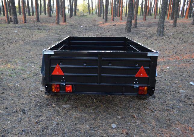 Прицеп для Легкового Авто размер 2 м (Усиленный)От Завода Корида-Тех! Краматорск - изображение 7