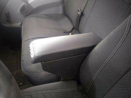 Подлокотник Mercedes Vito 638 с вышивкой серый