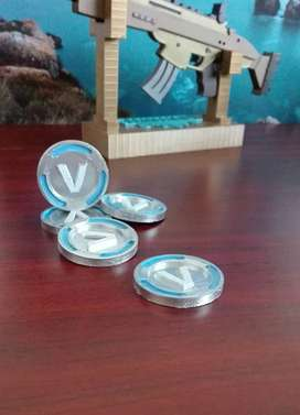 FORTNITE : V-BUCKS physical coins