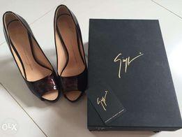 Туфли Giuseppe Zanotti оригинал 38 размер (на выпускной)
