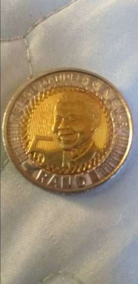 Nelson Mandela centenary, 2018, Gold and silver