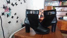 Ботиночки, зима натуральная кожа, 43 размер