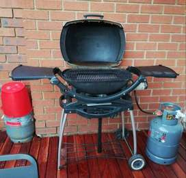 Original Webber Braai and stand