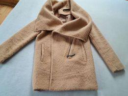 Płaszcz welniany,zimowy Mohito S