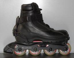 Ролики, роликовые коньки Rollerblade WBS Polo (black)