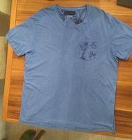 Koszulka męska z krótkim rękawem xxl