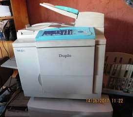 Duplo DP21S High Volume Printing Machine/Duplicator