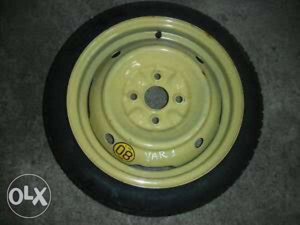 Spare wheel / Donut Wheel / Extra Wheel for sale 0