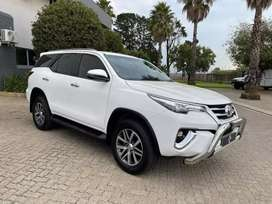 2020 TOYOTA/Fortune 2.8GD-6Epic