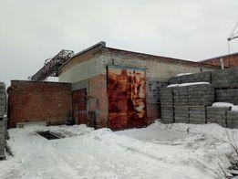 Продам промышленное здание(цех). Район основы.