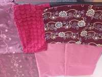 Image of Queen size bed bedding combo