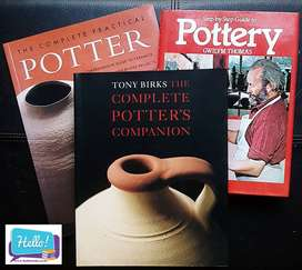 Books on Pottery Making