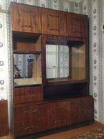 Шкаф сервант, антресоль, мебель, стенка для посуды