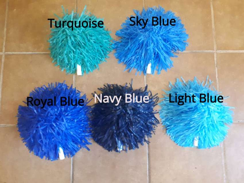 Cheerleading Pom Poms and Shakers for Sale South Africa 0