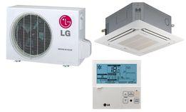 Klimatyzator kasetonowy LG CT18.NQ2/UU18W.UE2
