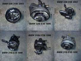 BMW power steering pumps for sale.